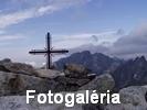 Slavkovský štít 2452 mnm – skalnatý predný voj tatier
